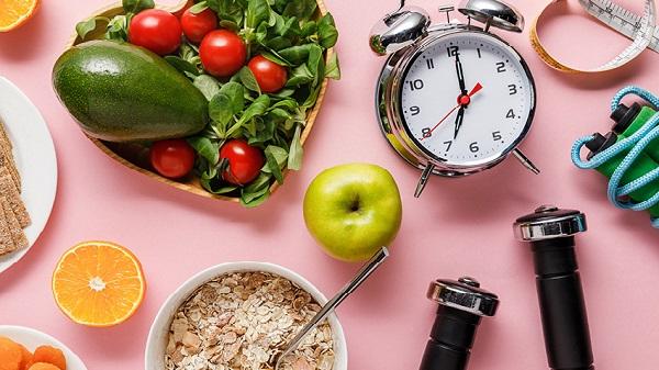 Здоровое питание, спорт и режим