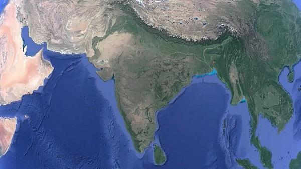 Полуостров Индостан