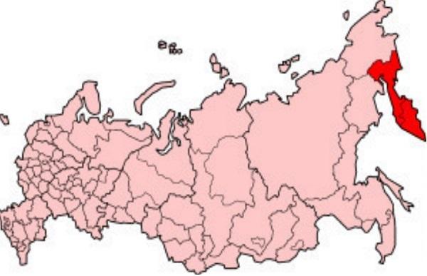 Полуостров Камчатский