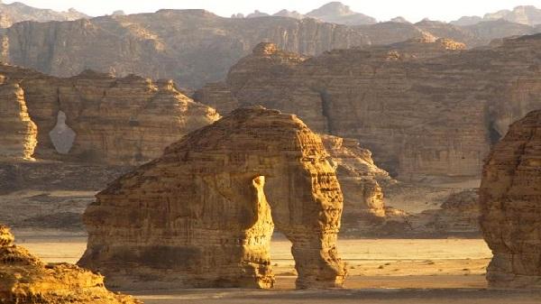 Пустыня Аравийского полуострова