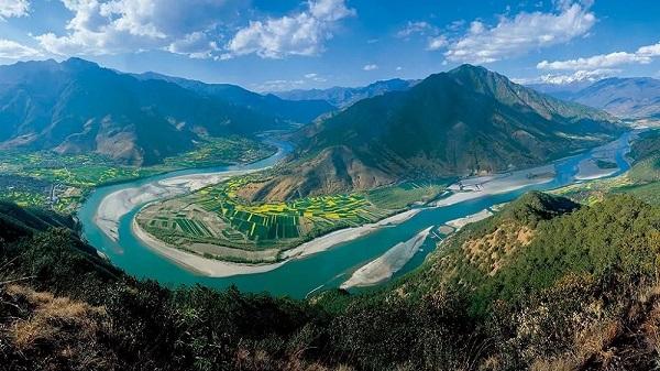 Река Янзцы