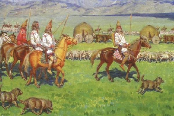 Качевое скотоводство